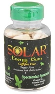 B Fresh - Solar Energy Gum Spectacular Spearmint - 100 Piece(s), from category: Health Foods