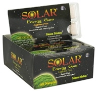 B Fresh - Solar Energy Gum Moon Melon - 12 Piece(s) - $1.99