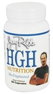 Jay Robb - HGH Nutrition - 60 Capsules, from category: Sports Nutrition