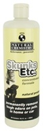 Natural Chemistry - Skunks, Etc. Concentrated Odor Remover - 16.9 oz.