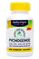Healthy Origins - Pycnogenol 150 mg. - 60 Vegetarian Capsules by Healthy Origins