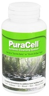 World Nutrition - PuraCell Systemic Cleansing System - 120 Vegetarian Capsules (805034681207)
