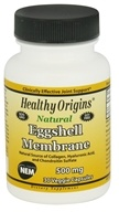 Healthy Origins - Natural Eggshell Membrane 500 mg. - 30 Vegetarian Capsules