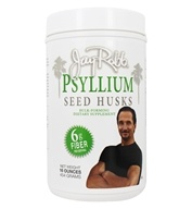 Image of Jay Robb - Organic Psyllium Seed Husks Powder - 12 oz.