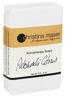 Image of Christina Maser - Aromatherapy Bar Soap Patchouli Citrus - 3.5 oz.