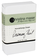 Image of Christina Maser - Aromatherapy Bar Soap Rosemary Mint - 3.5 oz.