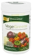 Proventive - VegeGreens Natural Berry Flavor - 9.35 oz. (837229003617)
