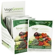 Proventive - VegeGreens Natural Berry Flavor - 0.31 oz. by Proventive