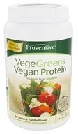 Image of Proventive - VegeGreens Vegan Protein All Natural Vanilla Flavor - 24.7 oz.
