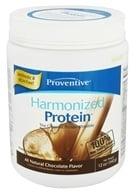 Image of Proventive - Harmonized Protein All Natural Chocolate Flavor - 12 oz.