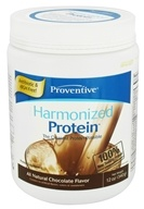 Proventive - Harmonized Protein All Natural Chocolate Flavor - 12 oz. by Proventive
