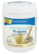 Proventive - Harmonized Protein All Natural Vanilla Flavor - 12 oz., from category: Sports Nutrition