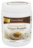 Proventive - Harmonized Vegan Protein Unflavored - 12.3 oz., from category: Health Foods