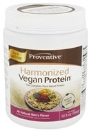 Proventive - Harmonized Vegan Protein All Natural Berry Flavor - 12.3 oz. by Proventive