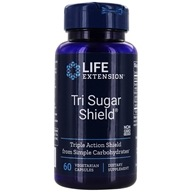 Tri Sugar Shield - 60 Vegetarian Capsules by Life Extension