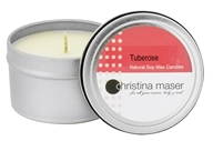 Christina Maser - Natural Soy Wax Candle Tuberose - 6 oz. - $6.99