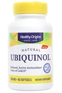 Healthy Origins - Ubiquinol Kaneka QH 300 mg. - 60 Softgels