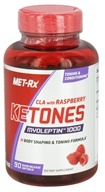 Image of MET-Rx - CLA with Raspberry Ketones Myoleptin 1000 - 90 Softgels
