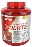 MET-Rx - Ultramyosyn Whey Isolate Chocolate - 5 lbs.