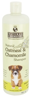 Natural Chemistry - Natural Oatmeal & Chamomile Shampoo For Dogs - 16.9 oz. (717108111001)
