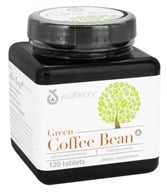 Image of Youtheory - Green Coffee Bean Advanced Formula - 120 Tablets