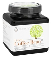 Youtheory - Green Coffee Bean Advanced Formula - 120 Tablets (853244003340)