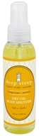 Deep Steep - Dry Oil Body Spritzer Tangerine-Melon - 4 oz.