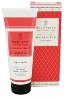 Deep Steep - Sugar Scrub Passion Fruit-Guava - 8 oz. - $6.99