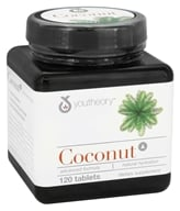 Image of Youtheory - Coconut Advanced Formula - 120 Tablets