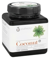 Youtheory - Coconut Advanced Formula - 120 Tablets (853244003357)