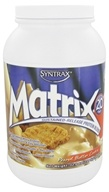 Syntrax - Matrix 2.0 Sustained-Release Protein Blend Peanut Butter Cookie - 2 lbs., from category: Sports Nutrition