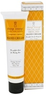 Deep Steep - Hand Cream Tangerine-Melon - 2 oz.