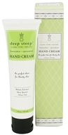 Deep Steep - Hand Cream Honeydew-Spearmint - 2 oz. (674749042241)