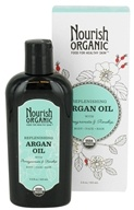 Nourish - Replenishing Organic Argan Oil - 3.4 oz.