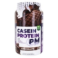 About Time - Zz Nightime Casein Recovery Formula Chocolate - 2 lbs., from category: Sports Nutrition