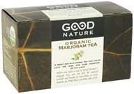 Image of Good Nature Tea - Organic Tea Caffeine Free Marjoram - 20 Tea Bags