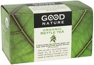 Good Nature Tea - Organic Tea Caffeine Free Nettle - 20 Tea ...