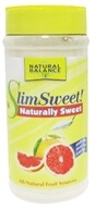 Natural Balance - SlimSweet Natural Sweetener - 1 lb. (Formerly Trimedica) (047868003293)