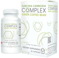 Image of Creative BioScience - Garcinia Cambogia Green Coffee Bean Complex - 60 Capsules