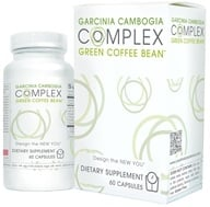 Creative BioScience - Garcinia Cambogia Green Coffee Bean Complex - 60 Capsules, from category: Diet & Weight Loss