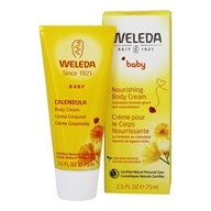 Weleda - Baby Calendula Body Cream - 2.5 oz.