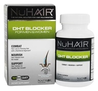 Nu Hair - DHT Blocker For Men & Women - 60 Tablets (733530001284)