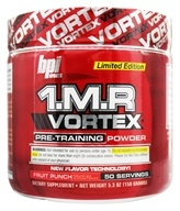 BPI Sports - 1 M.R Vortex Limited Edition Pre-Workout Powder 50 Servings Fruit Punch - 150 Grams by BPI Sports