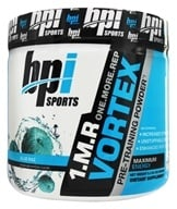 BPI Sports - 1 M.R Vortex Limited Edition Pre-Workout Powder 50 Servings Blue Raz - 150 Grams
