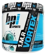 BPI Sports - 1 M.R Vortex Limited Edition Pre-Workout Powder 50 Servings Blue Raz - 150 Grams (851780006832)