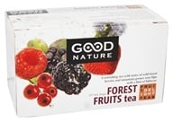 Good Nature Tea - Fruit Delight Tea Caffeine Free Forest Fruits - 20 Tea Bags by Good Nature Tea