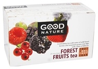 Good Nature Tea - Fruit Delight Tea Caffeine Free Forest Fruits - 20 Tea Bags - $3.99