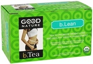 Good Nature Tea - Organic beTea b.Lean - 20 Tea Bags, from category: Teas
