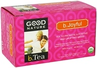 Good Nature Tea - Organic beTea b.Joyful - 20 Tea Bags - $3.99