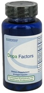 BioGenesis Nutraceuticals - Dopa Factors - 60 Vegetarian Capsules, from category: Professional Supplements